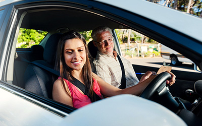 Fear Of Driving >> How To Get Over The Fear Of Driving Universal Driving School Calgary