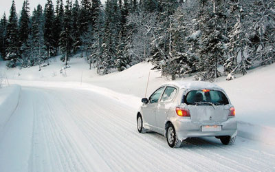5 Easy Tips To Drive Safely On Ice and Snow