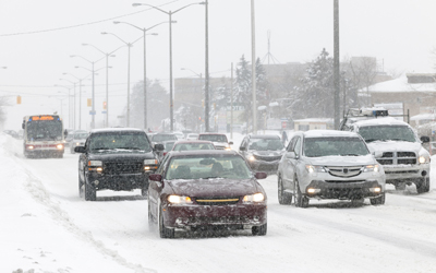 5 Winter Driving Tips To Be Safe On Snow Or Ice