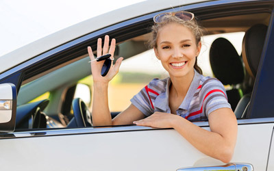 5 Considerations For The First-Time Drivers